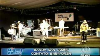 Banda San James no Dia do Bem