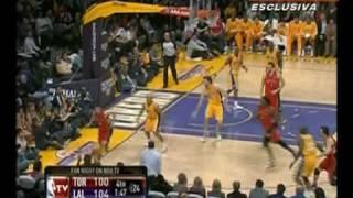 Lapo Elkan... il sesto uomo dei Lakers!!!.avi