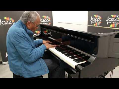 Lonnie Liston Smith live session for Jazz FM
