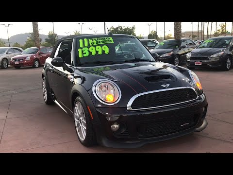 Mini Cooper Las Vegas >> 2011 Mini Cooper Las Vegas Henderson North Las Vegas Summerlin Clark County Nv 00472342