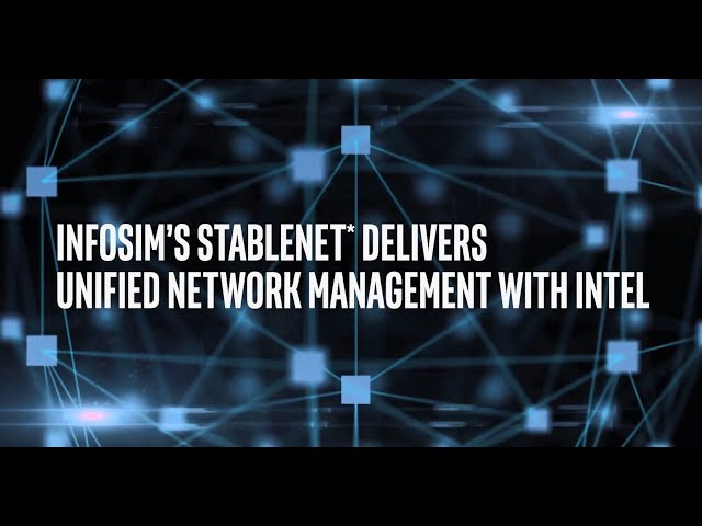 StableNet® by Infosim® delivers Unified Network Management