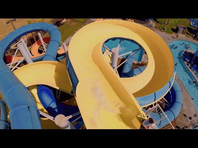 Aqua Adventure Commercial – Mixing