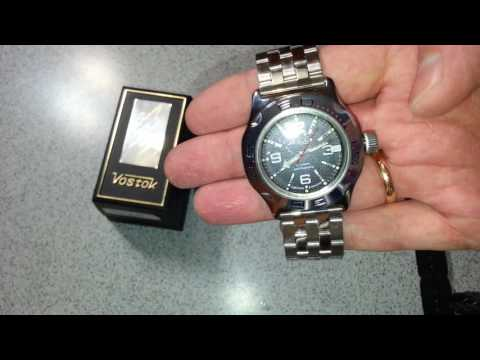 Часы Восток Амфибия 100315