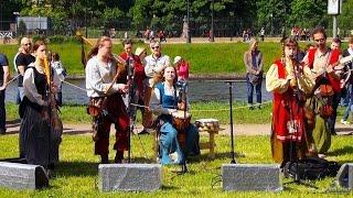�������� ���� Группа «Argemonia» на фестивале «Легенды норвежских викингов» (2016) ������