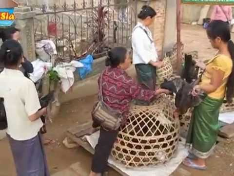 xieng khuang morning market(ตลาดเช้าเชียงขวาง)