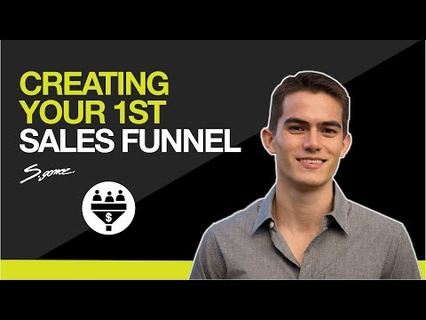 Creating Your First Sales Funnel Step By Step Tutorial