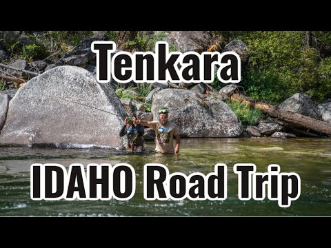Tenkara Fly Fishing Idaho