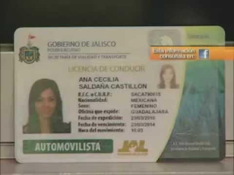 Licencia de Conducir Tipo A y su Reposición