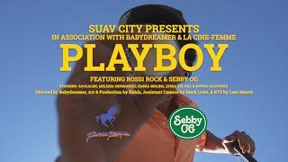 PLAYBOY - SEBBY OG & ROSSI ROCK