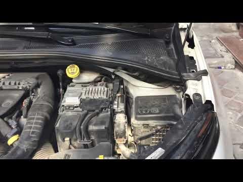 citroen c3 kaput tanıtımı (motor)