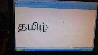 Free download and install tamil fonts
