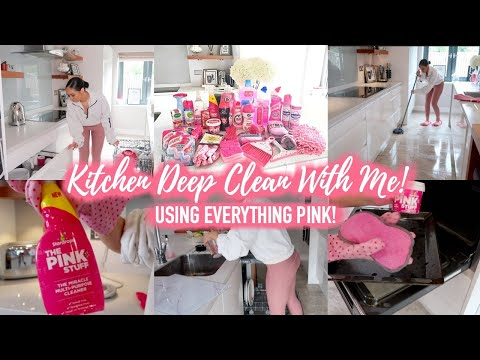 EXTREME CLEAN WITH ME 2019 // KITCHEN DEEP CLEAN ROUTINE // ULTIMATE CLEANING MOTIVATION