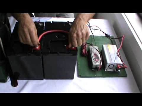 Portable Battery system