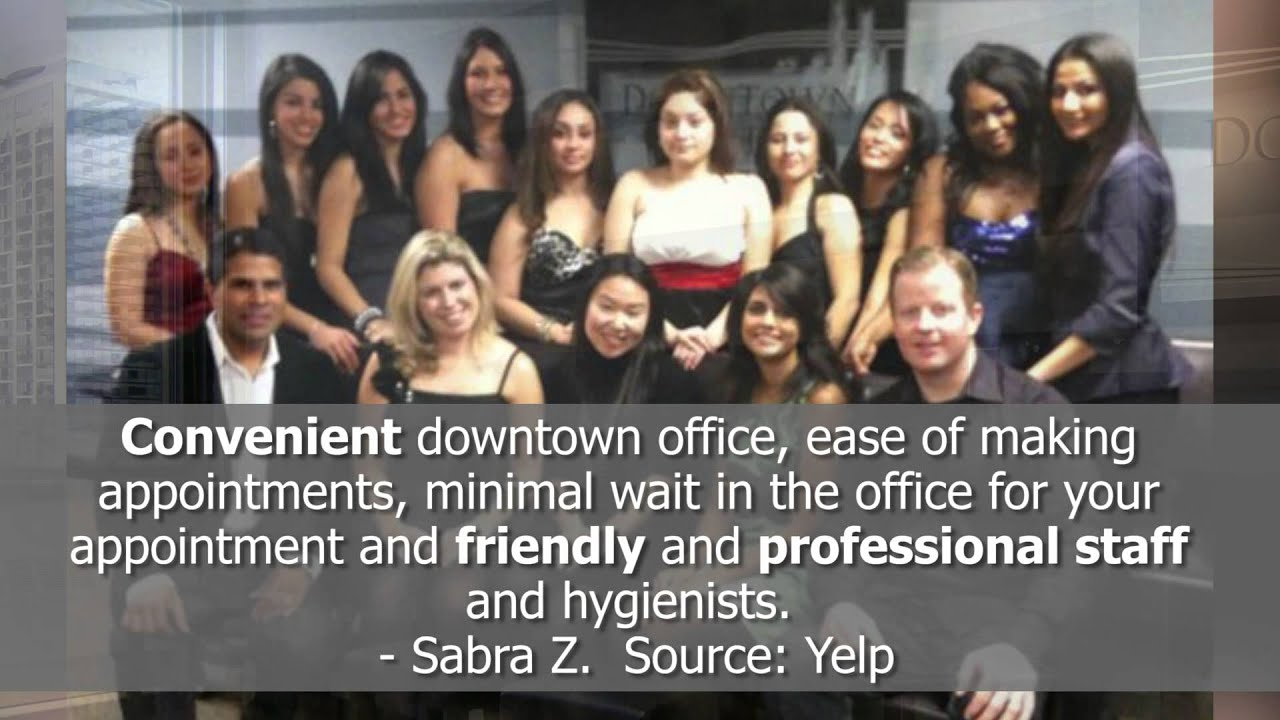 dental image chicago Best Dentists Reviews! Downtown Dental - Chicago, IL - REVIEWS - YouTube