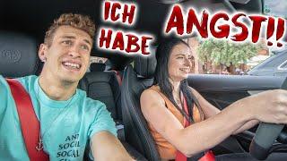Meine Freundin fährt meinen C63s AMG! 😰