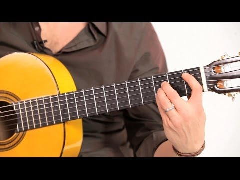 How to Play Flamenco Chords | Flamenco Guitar