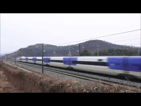 KTX - Korea Train EXpress