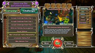 Dungeon Defenders Live Stream 02/10/12 #2 - VOD