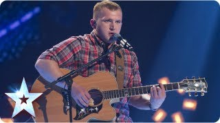 Robbie Kennedy singing Bryan Adams's 'Everything I Do' | Semi-Final 3 | Britain's Got Talent 2013