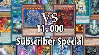 Yu-Gi-Oh! DevPro Duel - 11.000 Subscriber Special - Qliphoth vs. Dragon Rulers [Cross Banlist]