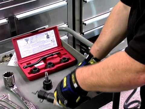 NAPA Service Tool Ball Joint Air Hammer Part # SER 68600A