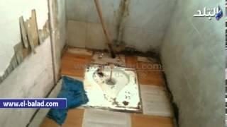 بالفيديو والصور..مستشفي جرجا المركزي 'مقبرة المرضي' بسوهاج