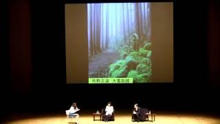 講演③「女優・秋吉久美子が語る熊野」 秋吉久美子(女優)