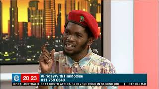 Friday with Tim Modise | Youth poll participation