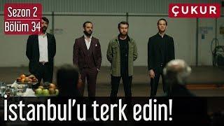 Çukur 2.Sezon 34.Bölüm (Sezon Finali) İstanbul39;u Terkedin