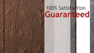 Choco Brown Matelasse Quilt - Full/queen - Lonestarwesterndecor.com