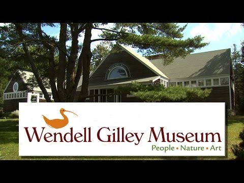 Acadia Museums- Wendell Gilley Museum- Southwest Harbor