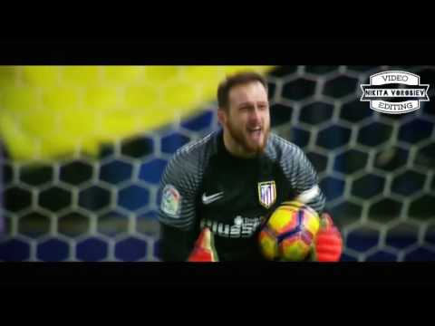 Keylor Navas vs Jan Oblak 2016/2017 | HD