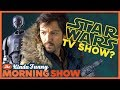 Diego Luna Returns for Rogue One Prequel Series- The Kinda Funny Morning Show 11.09.18