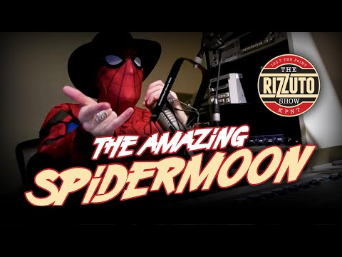The Amazing SPIDERMOON! [Rizzuto Show]