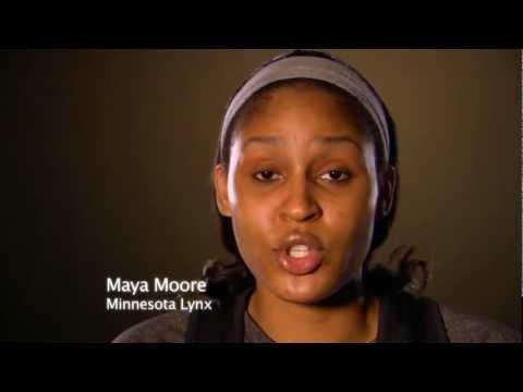 Spotlight: Maya Moore