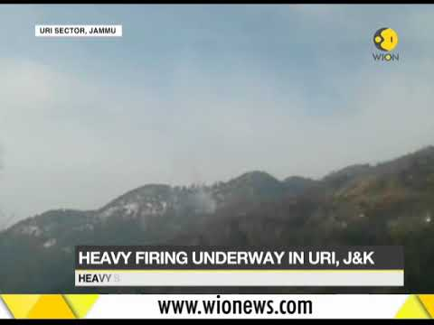 Pakistan violates ceasefire yet again; heavy shelling reported in Uri sector and Tangdhar sector