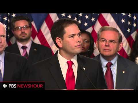 Gang of Eight Presents Immigration Bill