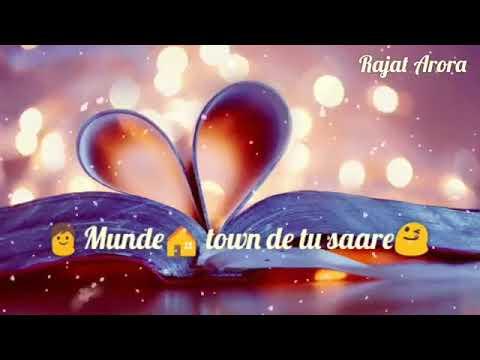 Sachi ossa gabru di life ban jau gi(Akhil new song) Whatsapp status