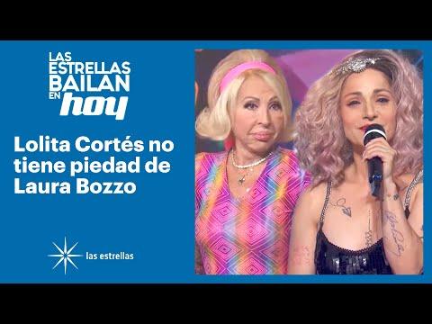 #LasEstrellasBailanEnHoy Laura Bozzo estalla por la crítica de Lola Cortés   Las Estrellas