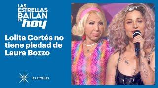#LasEstrellasBailanEnHoy Laura Bozzo estalla por la crítica de Lola Cortés | Las Estrellas