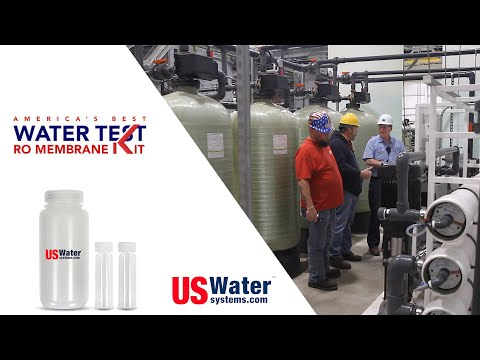 Water Testing For Commercial Reverse Osmosis
