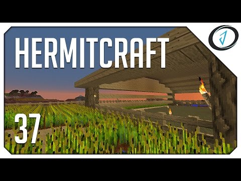 ►Hermitcraft 4: FIELD OF GRAIN! (Episode...