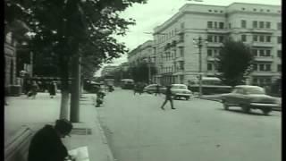 Старый центр Красноярска, 1966 г.