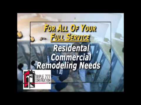 Triple 777 construction Roofing Commercial