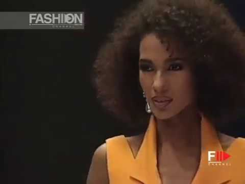 GIANFRANCO FERRÉ Spring Summer 1992 Milan - Fashion ... ▶15:07