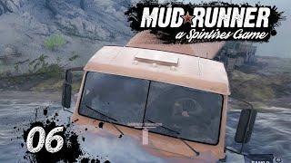 Spintires MudRunner | LKWs sind nicht Jesus ► #6 Off-Road Simulator deutsch german