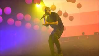 Drake - Work & Too Good Live - Boy Meets World Tour - Sweden 2017