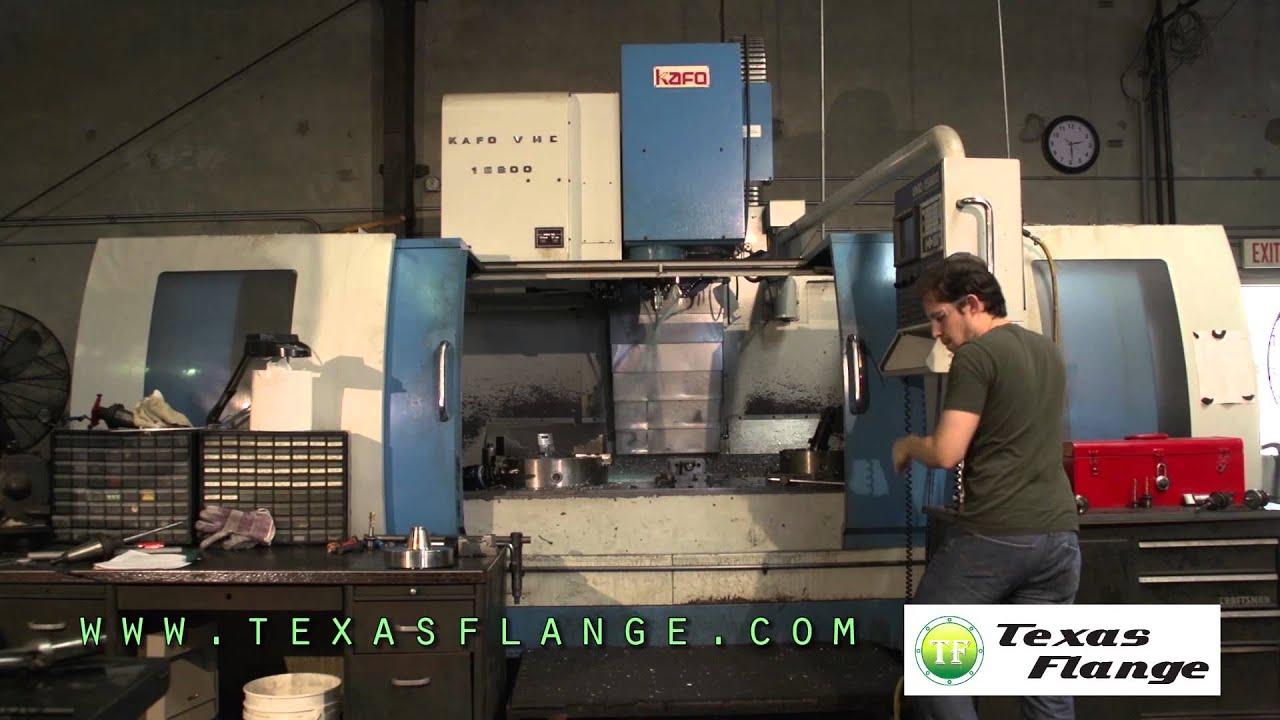 Texas Flange - Industrial Flanges, ANSI/ASME Flanges
