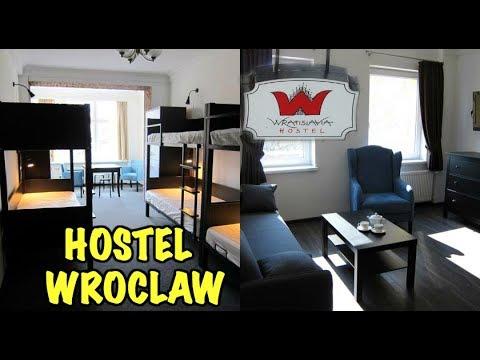 Хороший хостел во Вроцлаве. Hostel Wratislavia Wrocław.