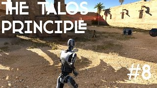 НОВЫЙ ХРАМ  ► ХРАМ B - 1 ► The Talos Principle ► #8